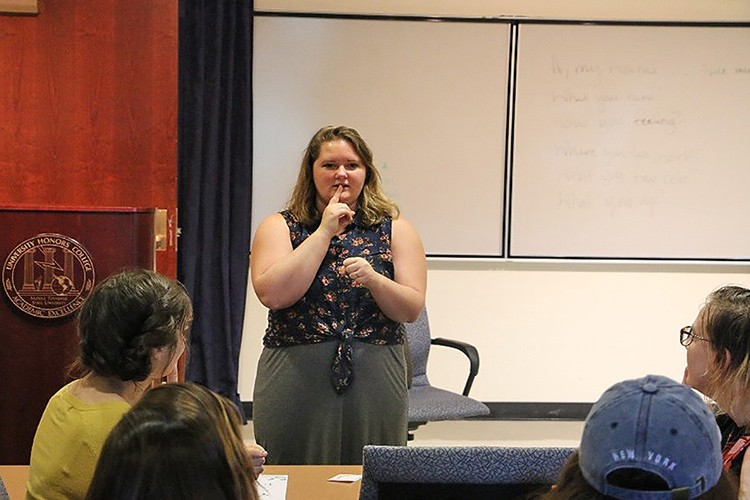 MTSU ASL Classes