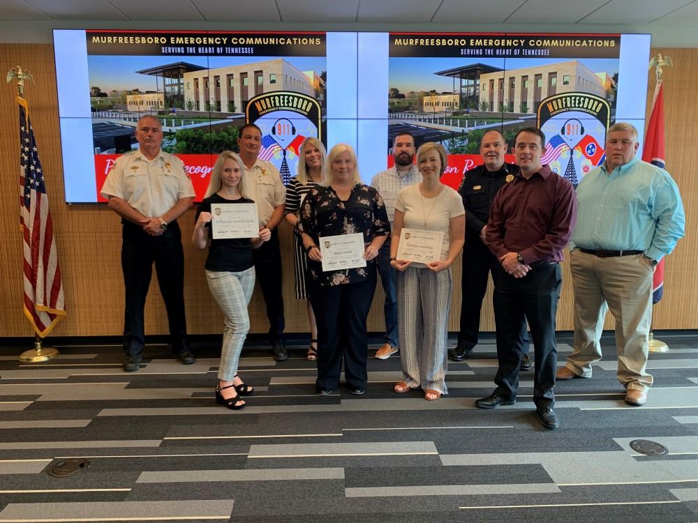 Murfreesboro Emergency Communications Center