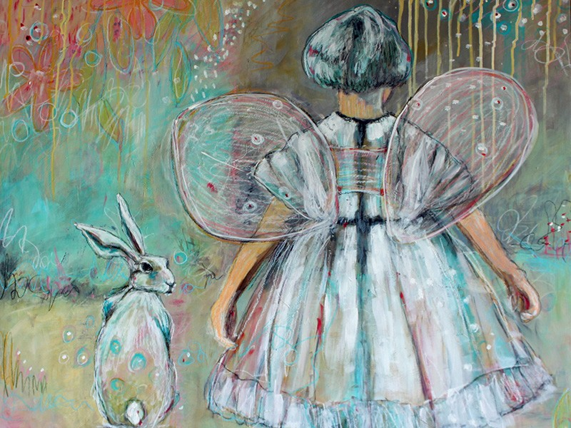Where Wonder Leads by Dawna Magliacano