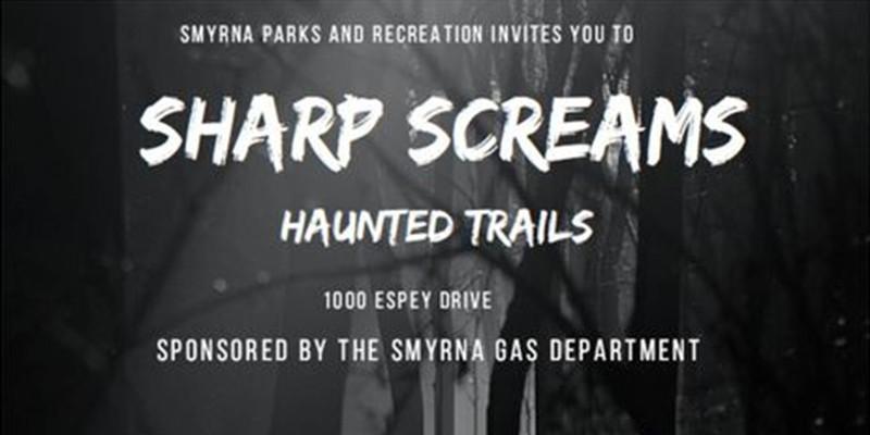 Sharp Screams Haunted Trails
