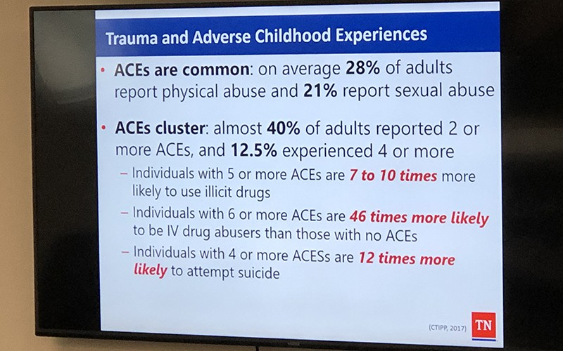Trauma and Adverse Childhood Experiences
