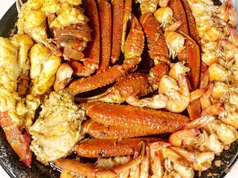 Seafood Sensations Murfreesboro