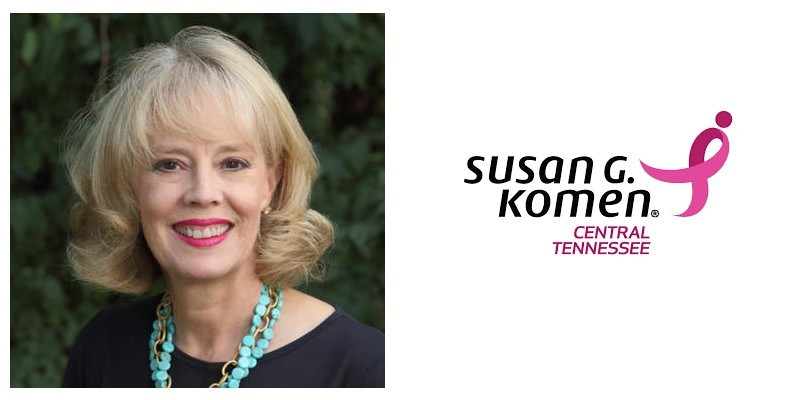 Dawn F. Eaton has been named Chief Executive Officer of Susan G. Komen Central Tennessee