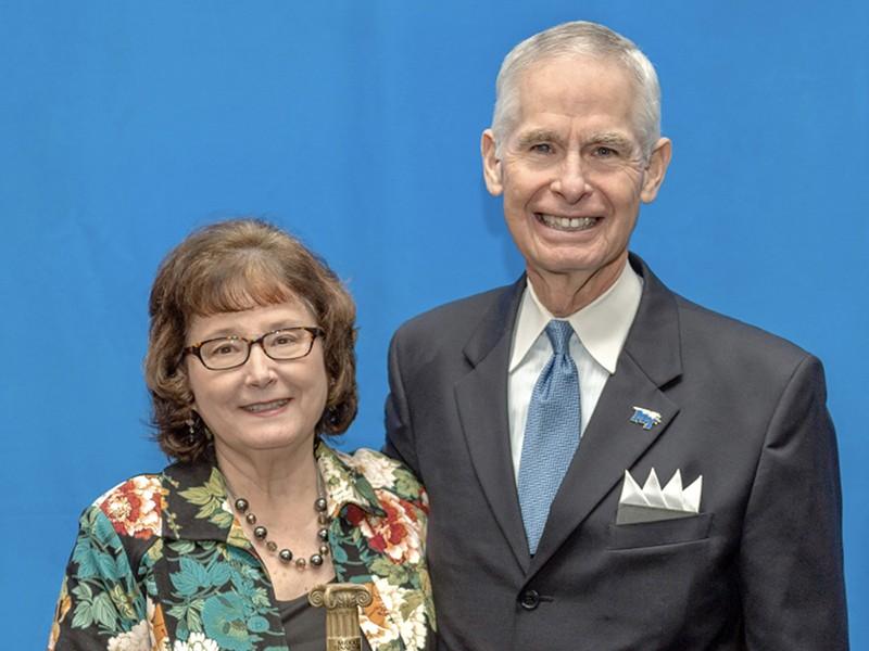 Tom and Martha Boyd