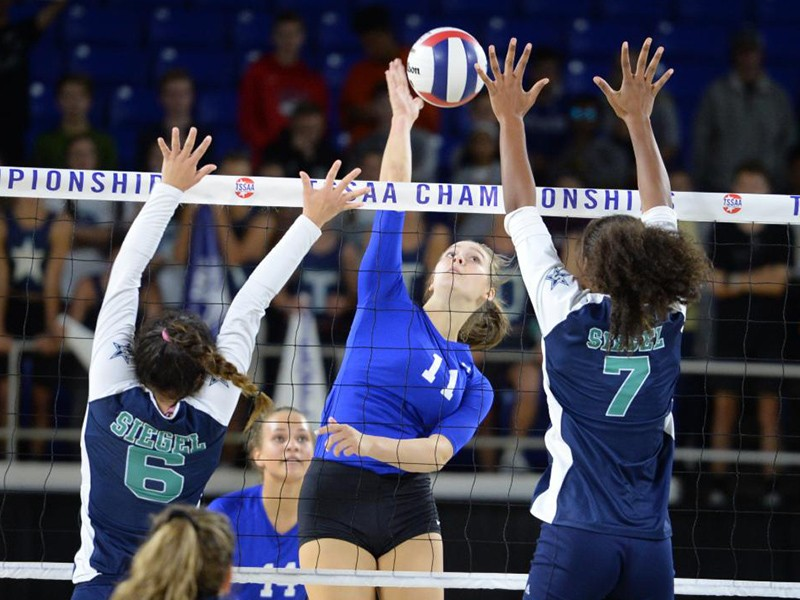 TSSAA Division I and Division II State Girls' Volleyball Championships