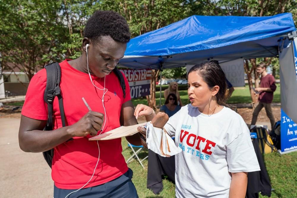 MTSU is Voter Friendly Campus