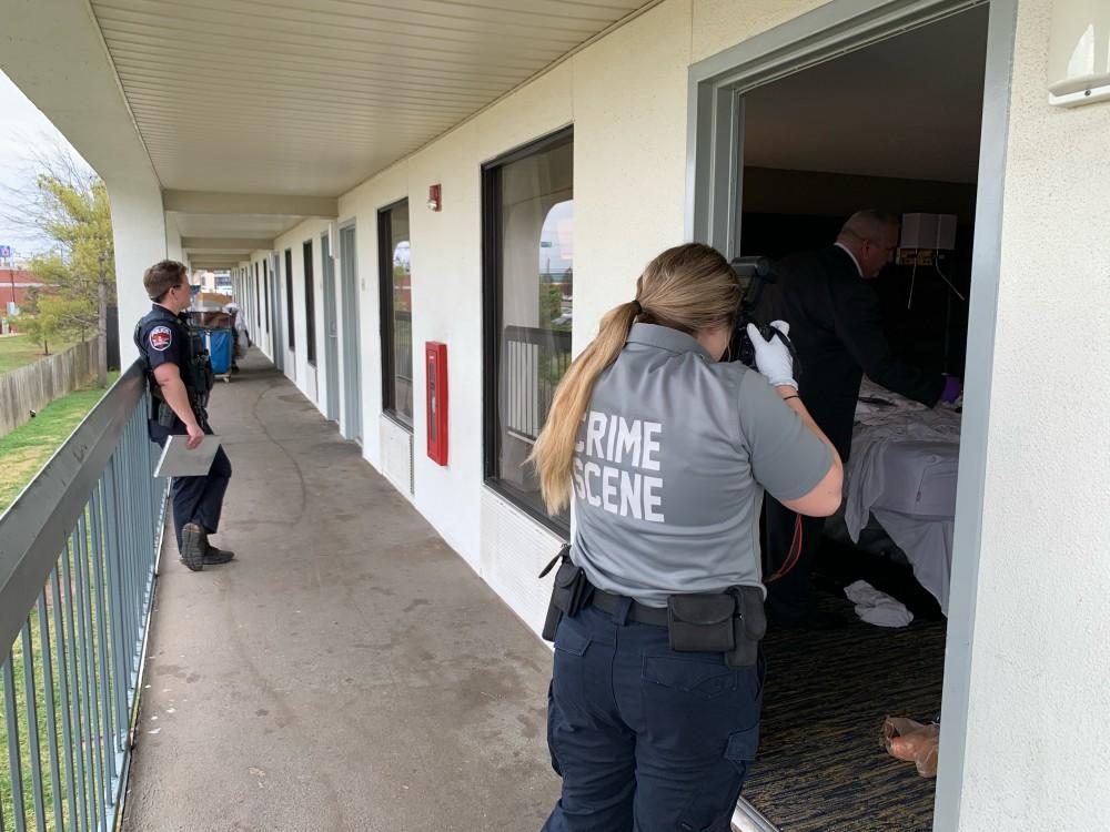 Murfreesboro Police Department CSI