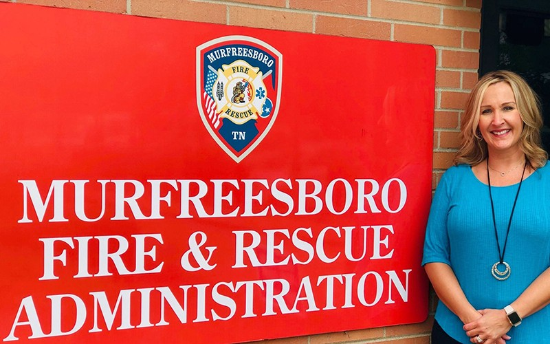 Murfreesboro Fire and Rescue Department