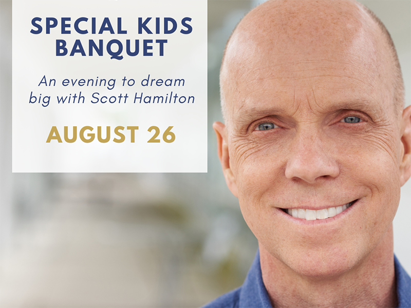 Special Kids Banquet: A Evening to Dream Big with Scott Hamilton