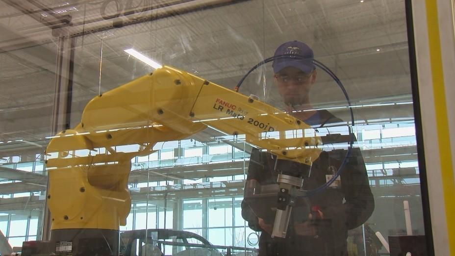 Nissan's Smyrna Vehicle Assembly PLant