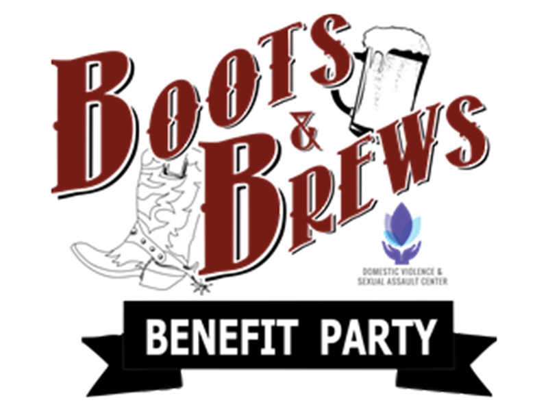 Boots & Brews Benefit Party