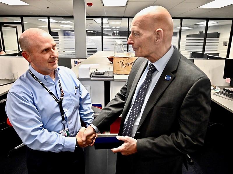 MTSU Aerospace program and Delta Airlines