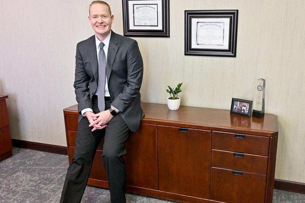 New Murfreesboro City Schools Director Trey Duke
