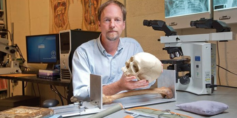 Nyc S Top Forensic Anthropologist To Speak At Mtsu Murfreesboro Voice