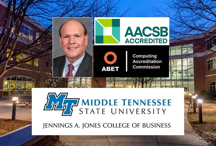 MTSU's Jennings A. Jones College of Business