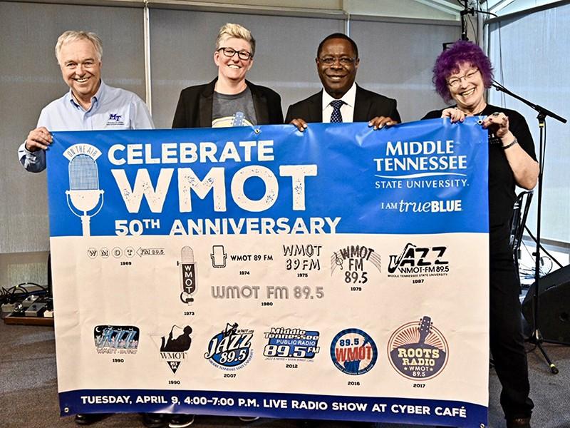 WMOT Roots Radio 50th anniversary