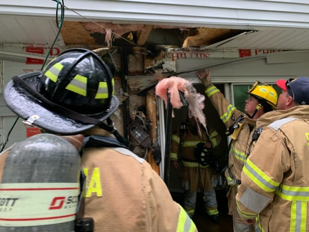 Smyrna Fire Department personnel