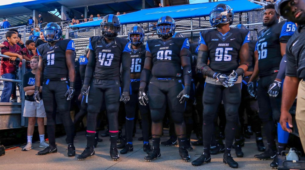 MTSU Blue Raiders