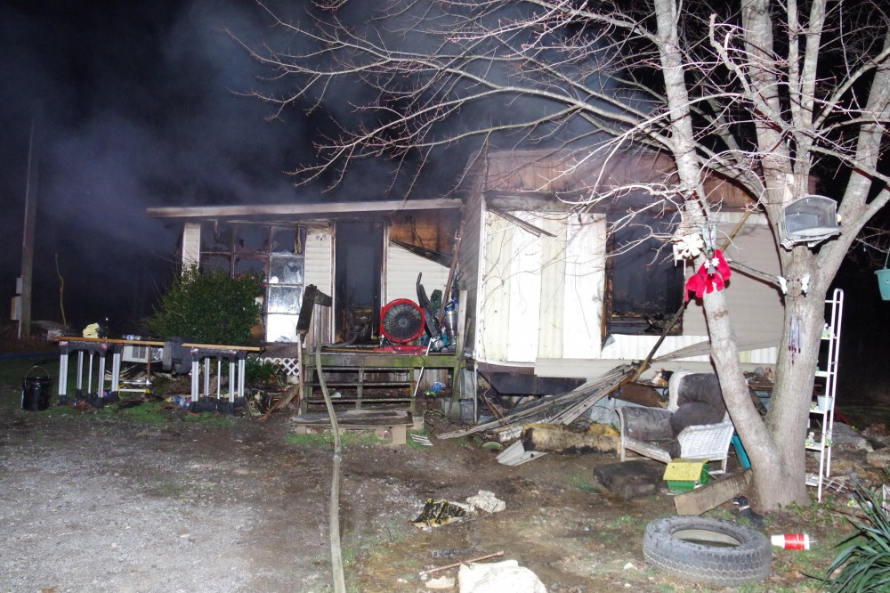 Shanna Gilpin admitted to setting fire to property located on Woodbury Pike near Floraton Roadaftershe was evicted.