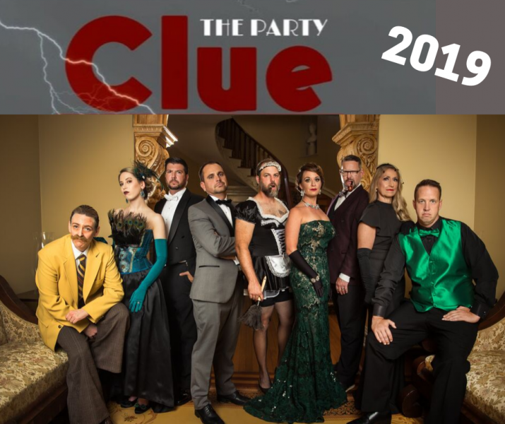 Clue The Party