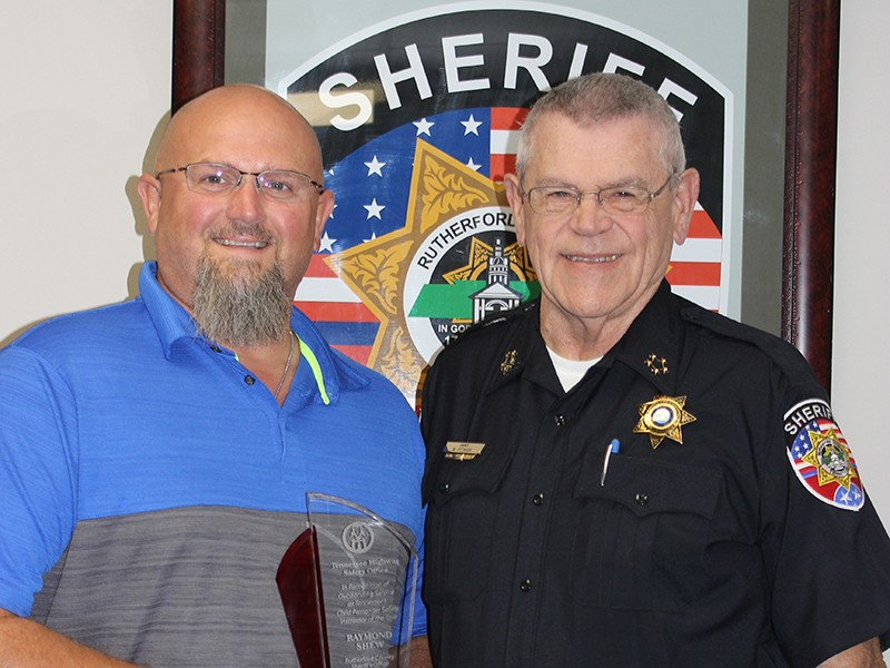 Child Passenger Safety Technician Instructor of the Year