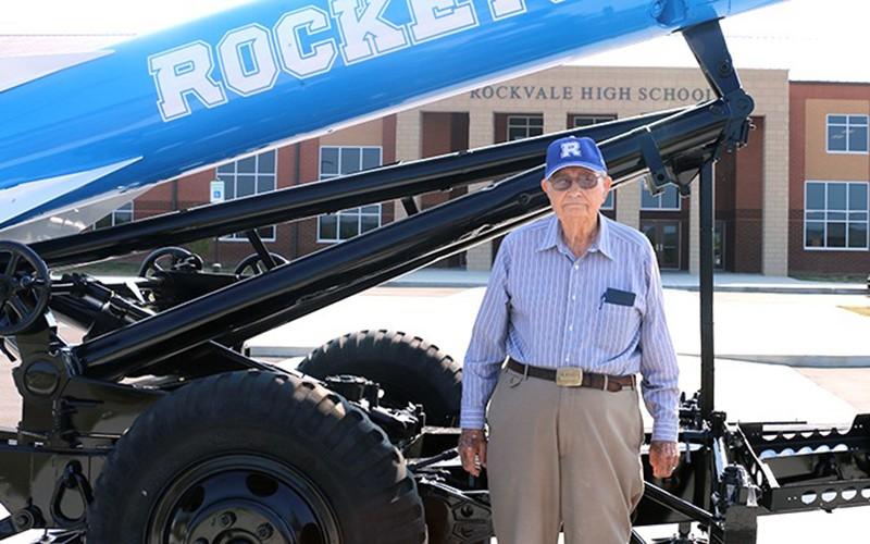 Rockvale High School alum Frank Hayes
