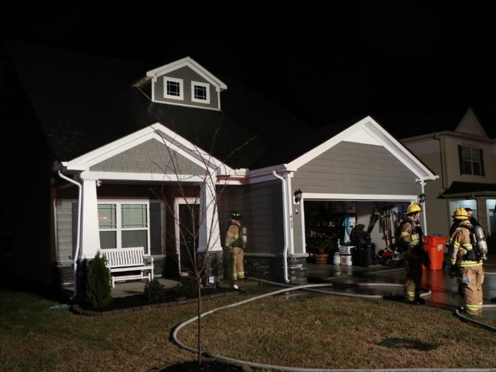 Smyrna house fire