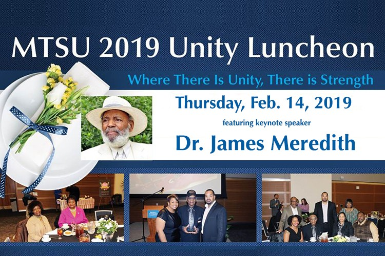 MTSU Unity Luncheon