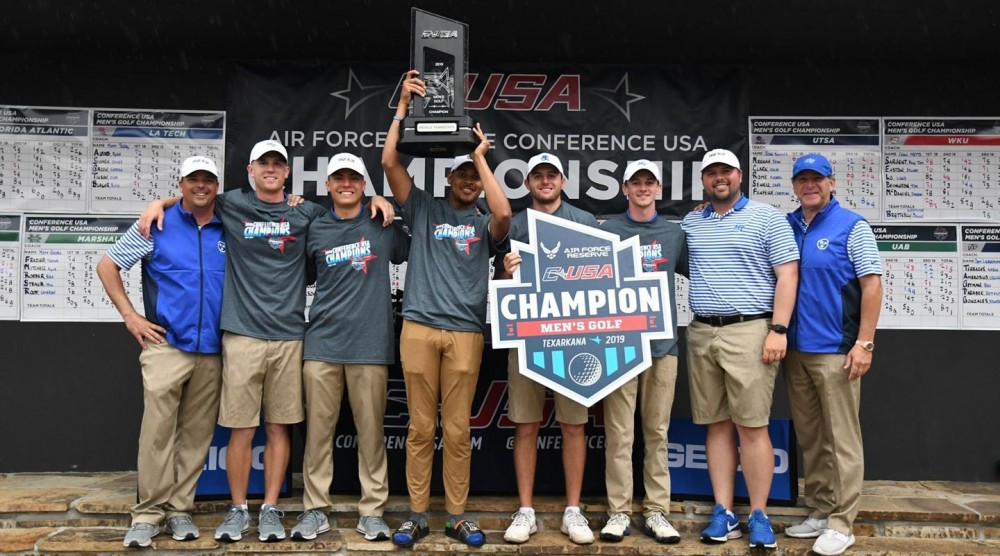 9428d42fa04 After a difficult offseason that saw the Middle Tennessee Men s Golf roster  depleted