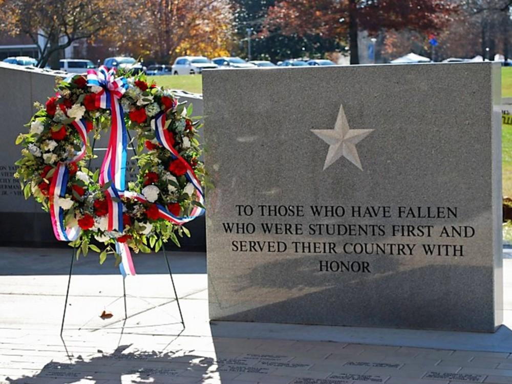 MTSU Veterans Memorial
