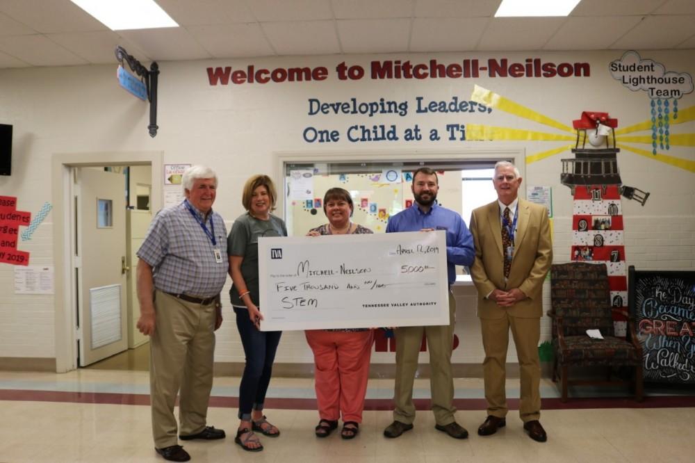 Murfreesboro City Schools awarded TVA STEM grants