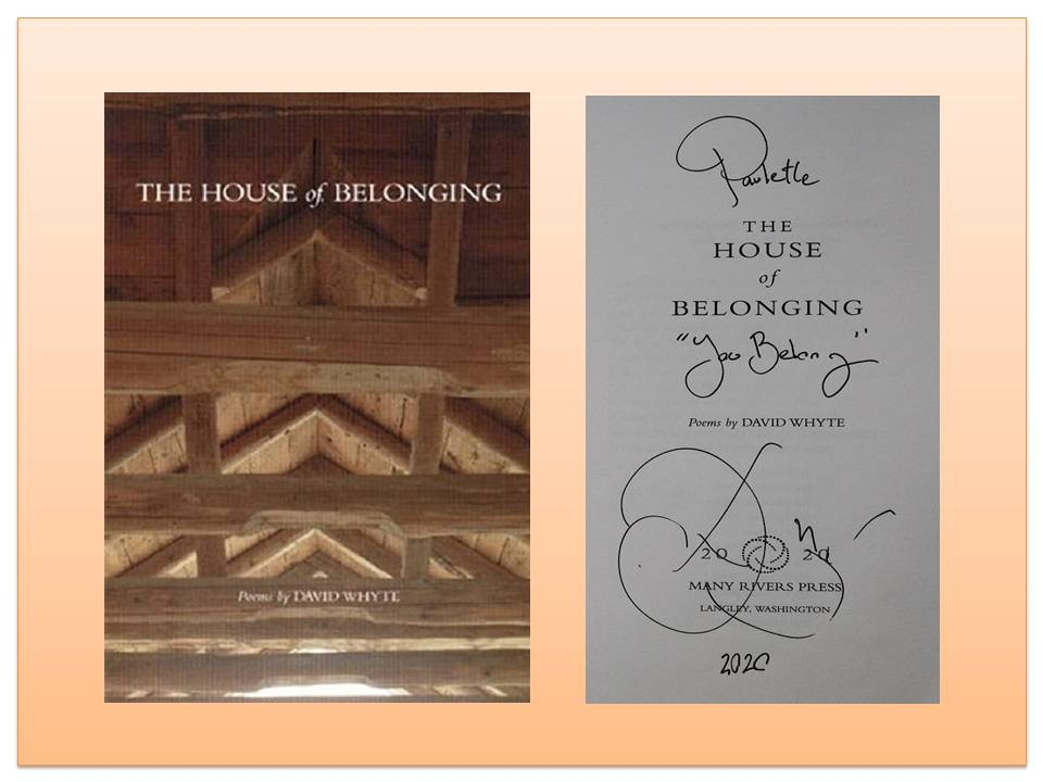 The House of Belonging by David Whyte