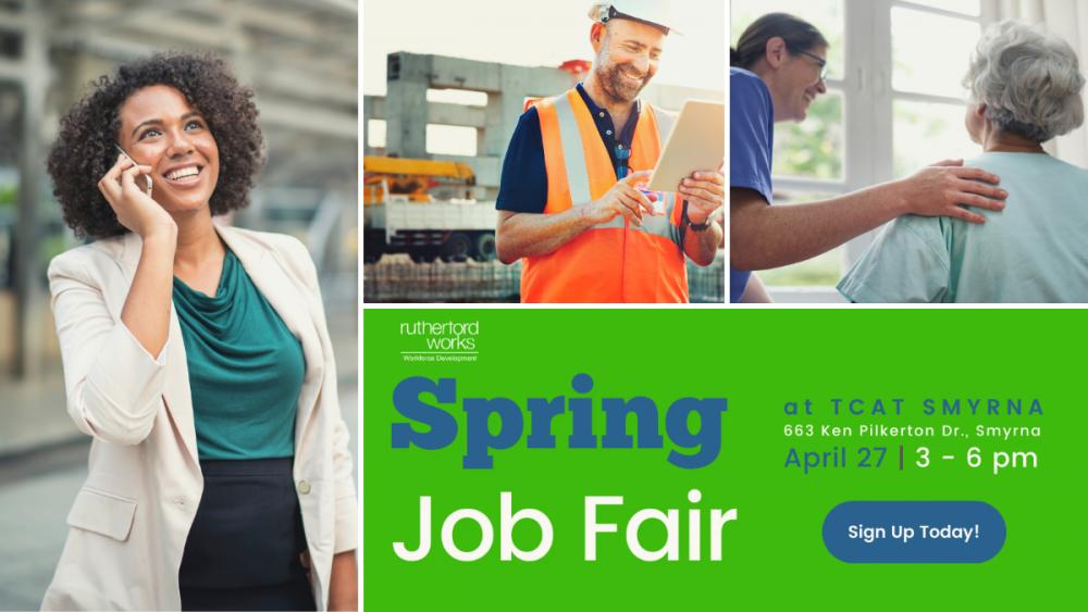 Spring 2021 Job Fair