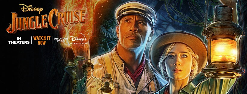 Must see movie of the week: Jungle Cruise