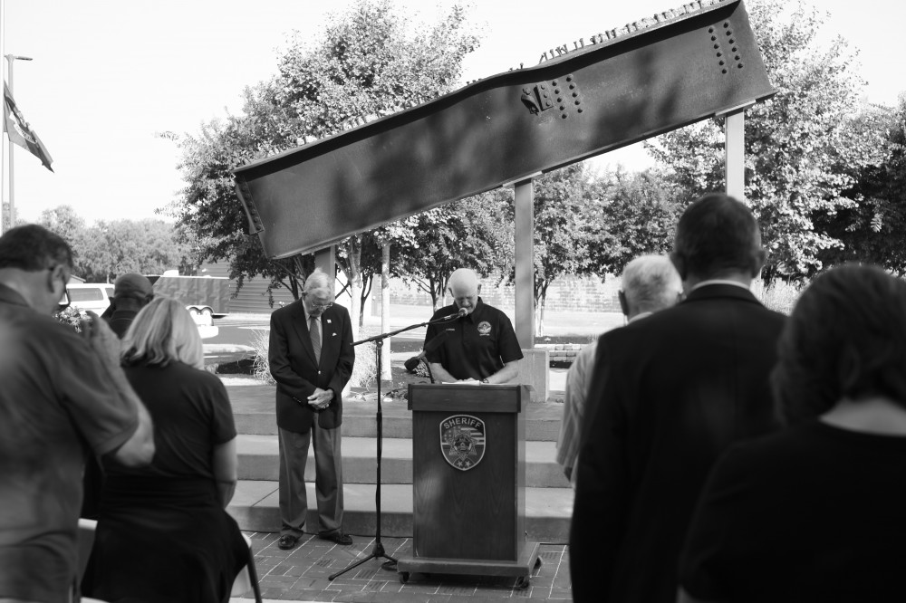 Rutherford County Sheriff's Office's annual 9/11 Remembrance ceremony