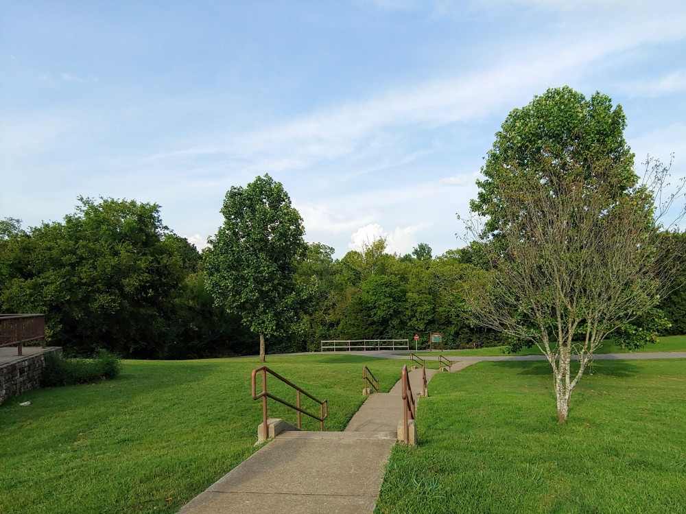 Murfreesboro Mama takes to the trail