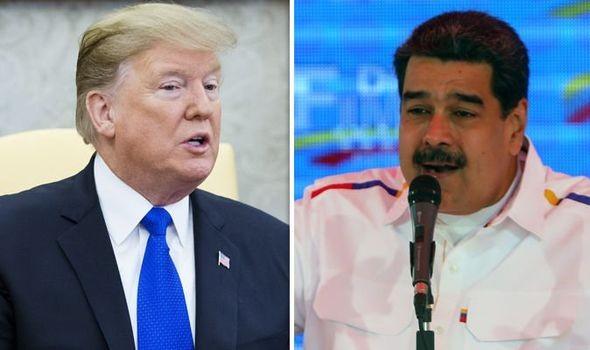 Trump v. Maduro