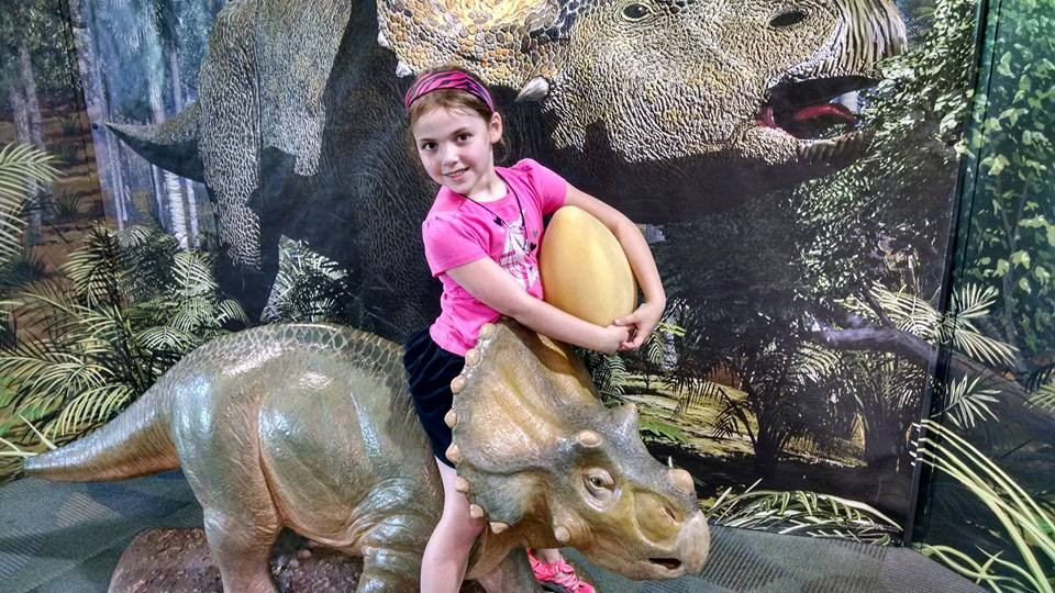 Dinosaurs: Land of Fire and Ice in Smyrna