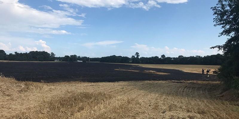 Murfreesboro issues burn ban
