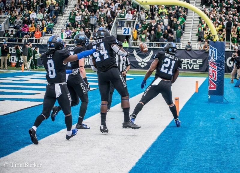 Blue Raider vs. Duke Football