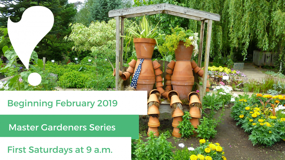 Rutherford County Master Gardeners