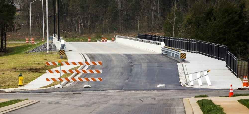 Kingdom Drive bridge