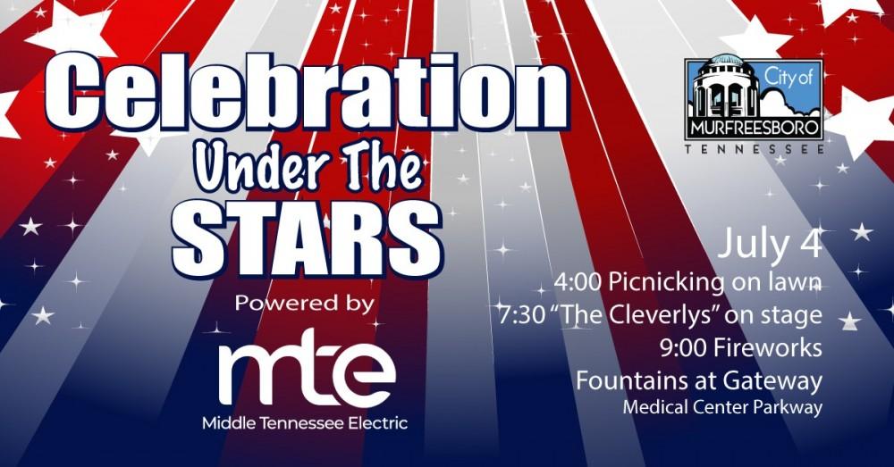 Celebration Under the Stars 2021