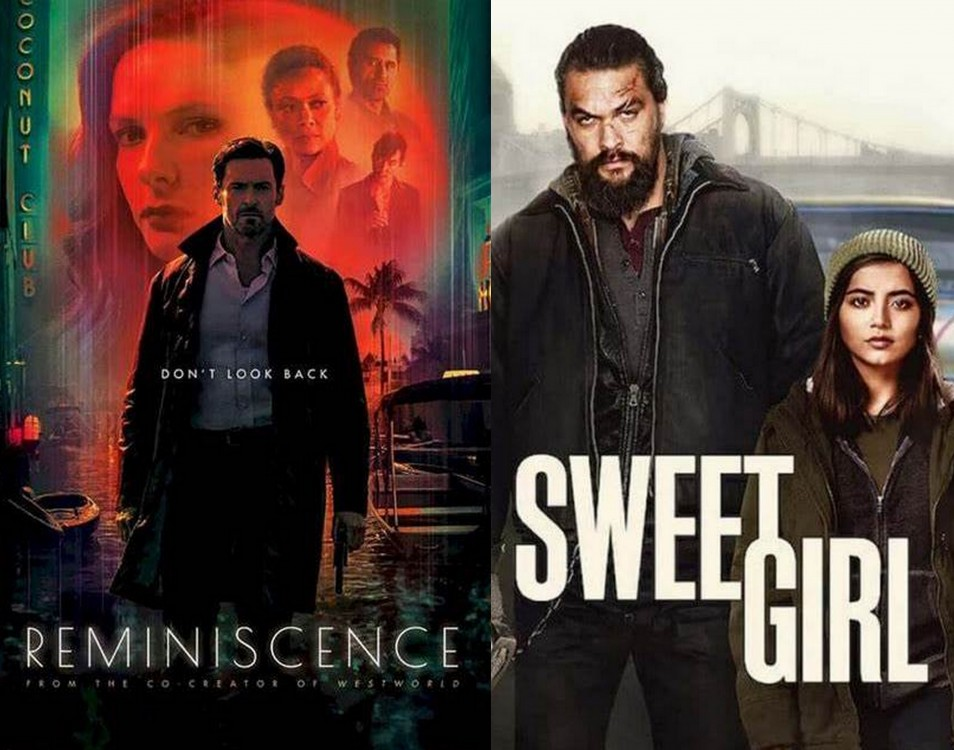 Must See Movie of the Week: Sweet Girl and Reminiscence