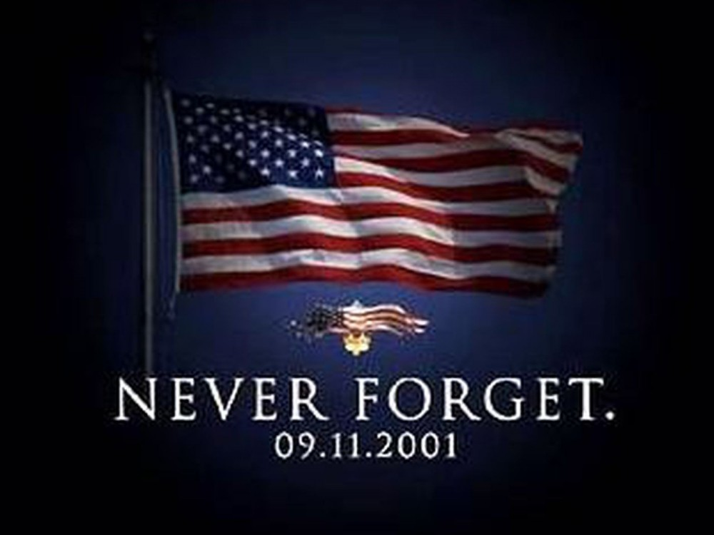 Never Forget 09.11.2001