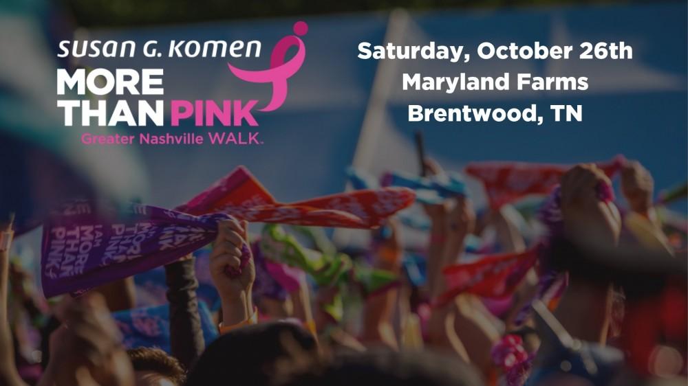More Than Pink Walk