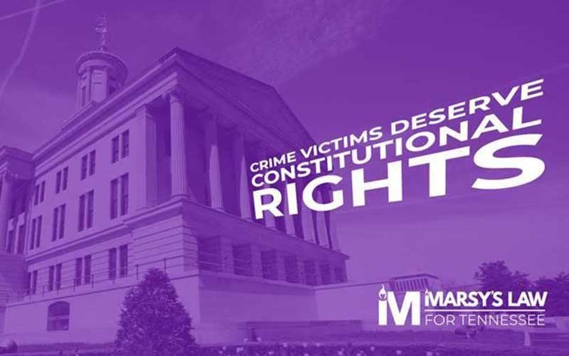 Crime victims deserve Constitutional Rights