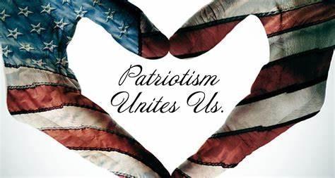 Does Nationalism equal Patriotism?