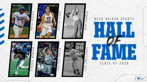 Blue Raider Sports Hall of Fame