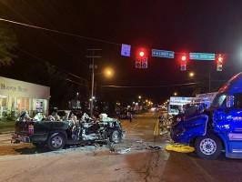 Murfreesboro Police Department Fatal Accident Crash Team